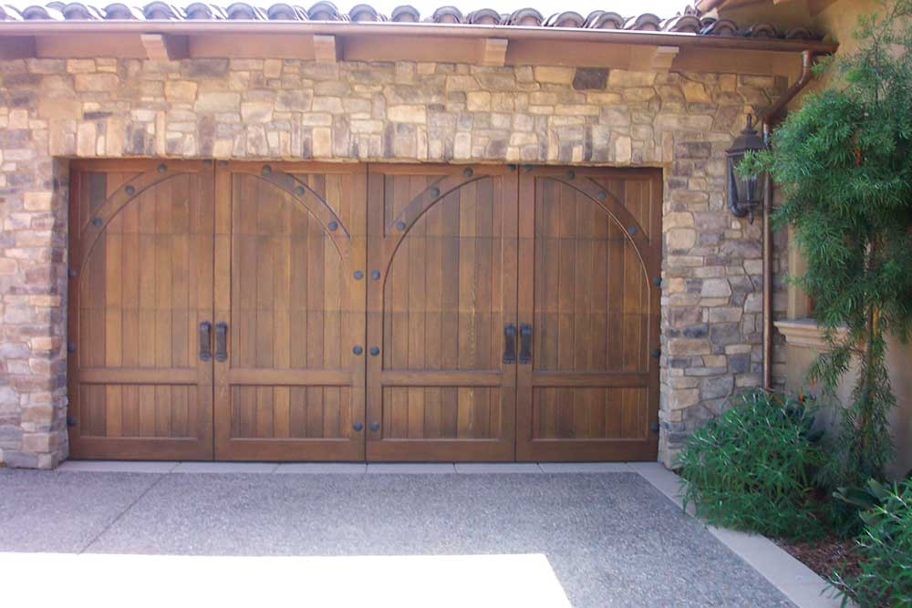 16x24 Garage With Carriage Doors : Carriage house mountain fox doors