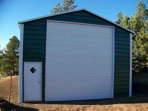 Medium Weight Commercial Doors