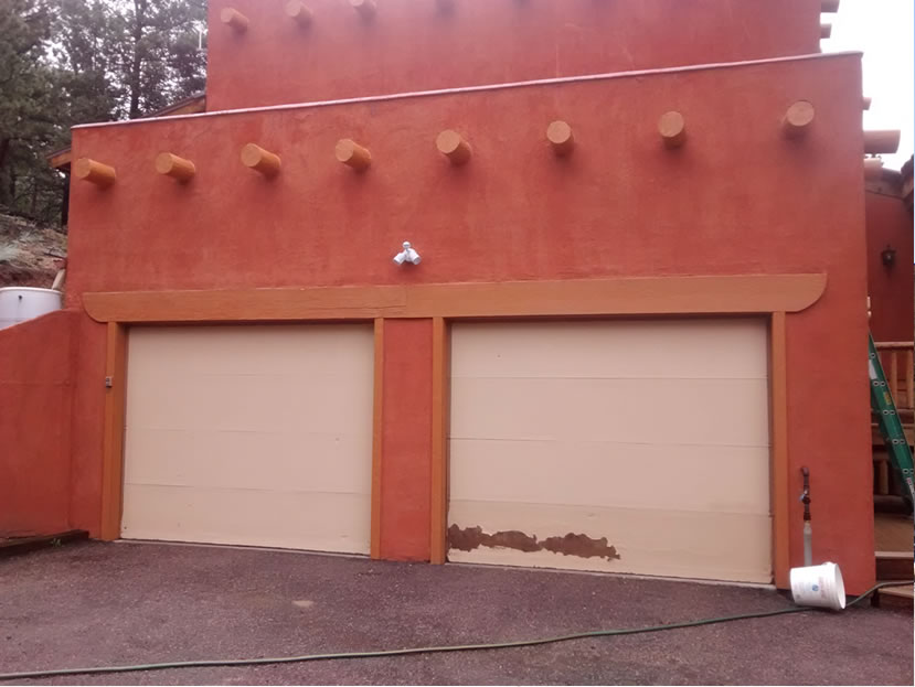 B4 Mountain Fox Doors