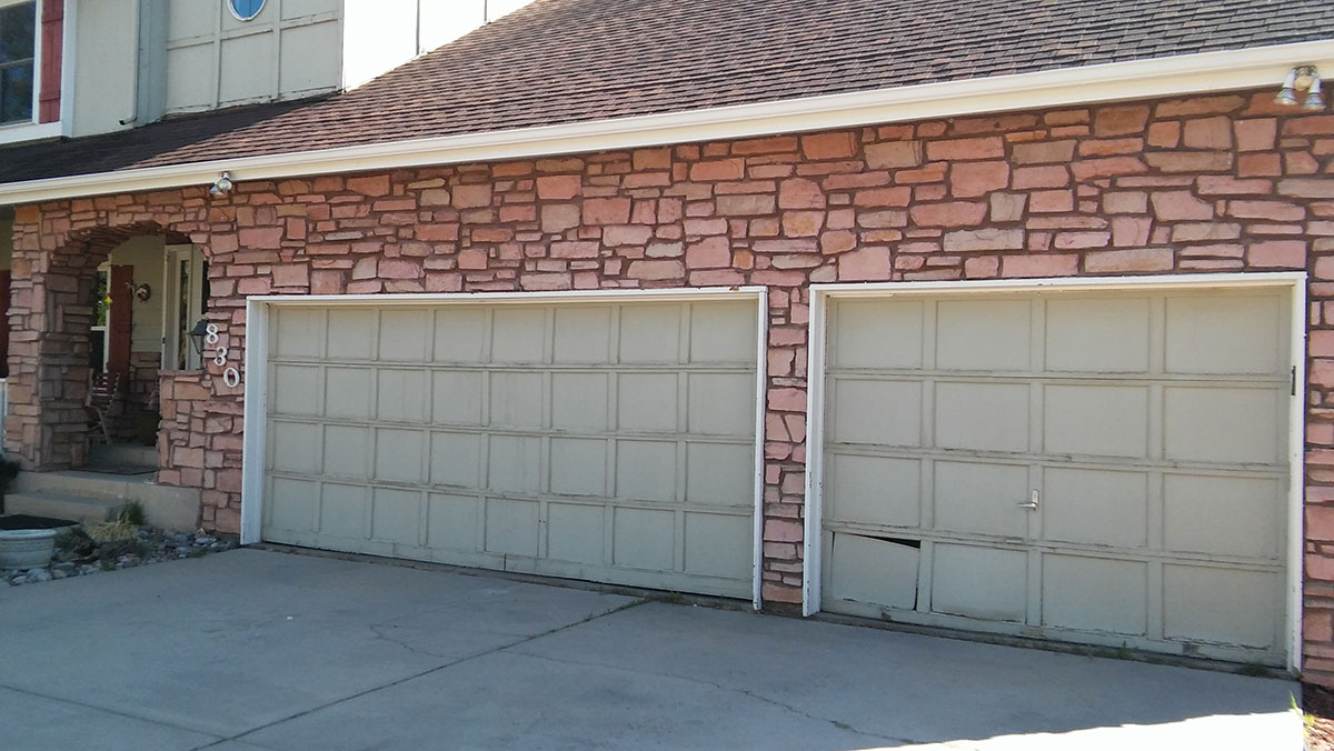 Garage Door Repairs Service Woodland Park Pueblo Co